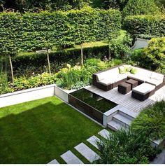Charmant Landform Consultants   St Margarets Contemporary Garden Design   Ideal For  The Garden Of The House Id Like To Fix Up   Gardening Life