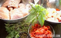 Chicken Cacciatore - Paleo Diet Lifestyle | Paleo diet Recipes & Tips