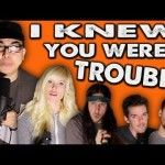 You know when you have done an awesome job of covering an artists song when the artist tells the world about it. Canadian band Walk Off The Earth did a version of Taylor Swift's I Knew You Were Trouble and Taylor liked it so much she tweeted the video to the world.Check it out.