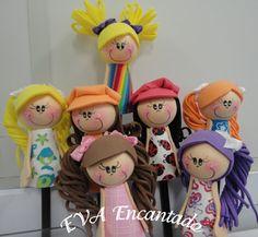 EVA Encantado: Março 2011