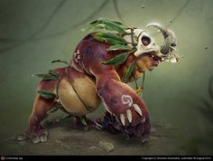 The Red Dog by Borislav Kechashki | 3D | CGSociety