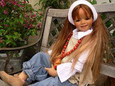 2741826348_c502ee5545 Annette Himstedt dolls