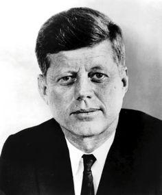 En John F. Kennedy...niet vermoord door Lee Harvey Oswald? Foto: LoC