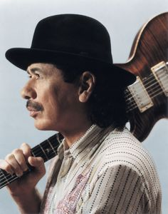 """The most valuable possession you can own is an open heart.  The most powerful weapon you can be is an instrument of peace."" --Carlos Santana"