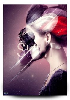 Split by Moe Pike Soe, via Behance
