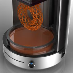 Kast 3D Printer, 5-12 Times Faster Than Most SLA/DLP Printers, to Launch on Kickstarter http://3dprint.com/17489/kast-3d-printer-2/