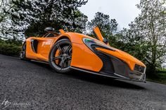 The McLaren was unveiled at the 2014 Geneva Motor Show by McLaren Automotive as a replacement for the McLaren and is currently in production. Mclaren 650s