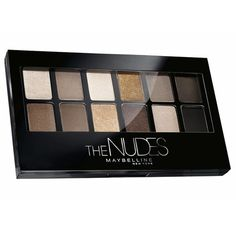 Palette The Nudes Gemey Maybelline