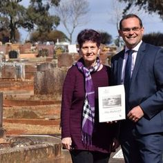 FAMILY historians have been busy penning the lives and deaths of some of the 50,000 people buried in the Drayton and Toowoomba Cemetery.