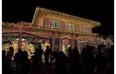 Musical Christmas Lights On House | Christmas Light Ideas