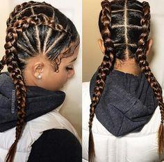 Tajia hairstyle