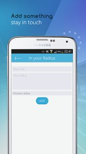 Check our application! #app #application #Radius #android