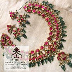 Auric jewellery