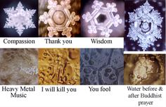 water crystal example 2