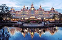 Disneyland Hotel Paris #DLRP #DLP #Disney