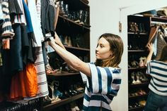 Making Your Closet A Happy Space