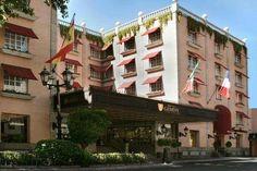 HOTEL GENEVE (CDMX) Inaugurado en 1907.