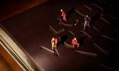 """""""Larger Than Life"""" Series for Louis Vuitton by Vincent Bousserez"""