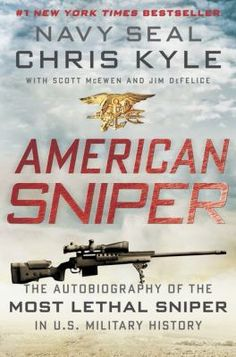 A great book about a true American hero.. Chris Kyle....God bless and RIP