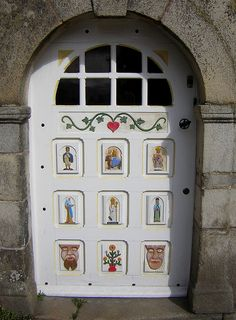 Rochefort Brittany, France