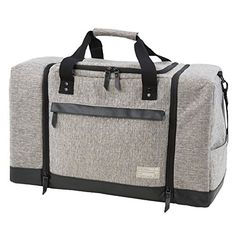 Hex Mens Sneaker Duffel Mirage Grey Dot One Size *** Visit the image link more details.