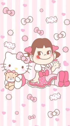 Cute Hello Kitty!!!