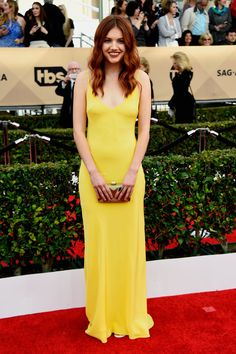Hannah Murray SAG awards 2016