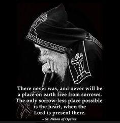 ☩☩☩Christ is Risen. This is Desert Wisdom. Catholic Quotes, Catholic Prayers, Catholic Saints, Religious Quotes, Spiritual Quotes, Orthodox Prayers, Religious Icons, Roman Catholic, Wisdom Quotes