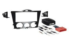 Dashboard Installation Kits: Metra 95-7510Hg Double Din Installation Dash Kit 2004-2008 Mazda Rx8 High Gloss BUY IT NOW ONLY: $167.95