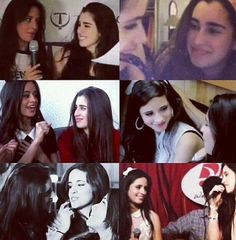 """I'll just leave those smiles to tell if camren is real or not"""