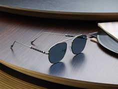 Exquisite leather details define Tod's sunglasses. Choose yours at tods.com #Tods