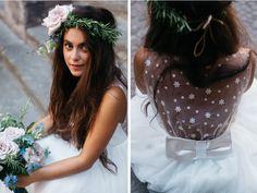 Bridal dress: Nadia Manzato Photography: Lato Photography