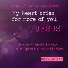 It is unrealistic for a woman to expect a man to fulfill the deep places of her heart. Only the Holy Spirit can satisfy the longings of our souls. Spend time with Him...Pray, sing love songs to the King, worship Him and read His love words (The Bible) daily. When your soul is watered your life is fulfilling. Let Him refresh you over and over. His word promises us that if we draw near to Him- He will draw near to you <3