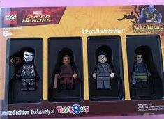 New Avengers Infinity War Lego Minifigure pack - - - - [FOR MORE FOLLOW @mariopower_official] #marvel #avengers #theavengers #avengersinfinitywar #infinitywar #thanos #disney #mcu #lego #marvelnews #marvelcinematicuniverse #ironman #hulk #captainamerica #blackwidow #lego #spiderman #blackpanther #antman #starwars #guardiansofthegalaxy #batman #superheroes #marvelsuperheroes #marvelstudios #marveluniverse #legomarvel2 #spiderman #tonystark #marvelmovies #legos