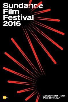 Sundance Film Festival 2016 Poster