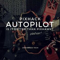 Read more on our blog about the pixhack autopilot. #drone #quadcopter #autopilot #pixhawk #diydrones #fpv #multirotor