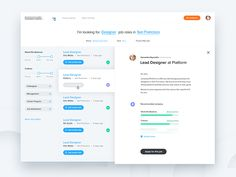 Hi Guys.  Here is a new thing which I have been working on for last few days. It's all about finding the great job position.  In this first attempt the main goal was to put information above so I w...