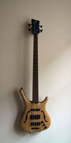 Warwick Infinity. Such style and grace! Would make an excellent addition to my collection.