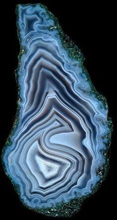 Blue Agate • Czech