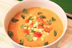 These soups will hit the spot on warm summer days!