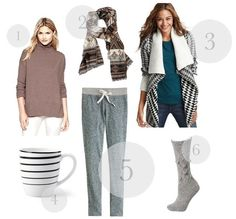 c2af53a766 Cute lounge wear for fall and winter! Work Wardrobe
