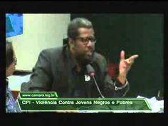 CPI sobre Extermínio da Juventude Negra - Fala de Hamilton Borges, do Re...
