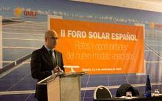 UNEF celebra el II Foro Solar Español #ForoSolar