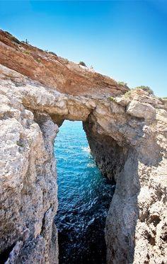The Azure Window, Malta