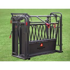 Find CountyLine Standard Auto Squeeze Cattle Chute in the Chutes & Headgates category at Tractor Supply Co. Cattle Barn, Cattle Ranch, Cattle Dogs, Cattle Corrals, Fainting Goat, Raising Cattle, Goat Barn, Farm Layout, Future Farms
