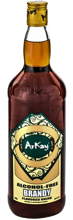 ArKay Alcohol Free Brandy http://shop.arkaybeverages.com/new-collection/18-alcohol-free-brandy-liquor-377000050204.html