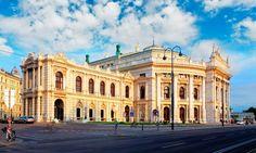 HD Burgtheater wallpaper
