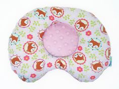 Plagiocephaly Baby Support Pillow