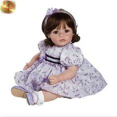 Violet And Velvet Adora Dolls Boneca Bebê Vinil