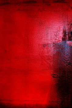 "Jason Van Dorsten ""Untitled Color Field"", Acrylic on canvas. Contemporary Abstract Art, Modern Art, Landscape Artwork, Red Art, Abstract Oil, Textures Patterns, Art Photography, Colour Field, Asmr"